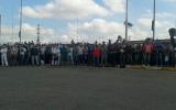 Trabalhadores negociam jornada de trabalho com Colgate Palmolive