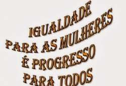 Mais igualdade para as mulheres brasileiras