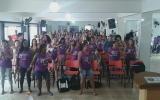23o Encontro da Mulher Vidreira acontece no litoral sul de São Paulo