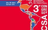 Centrais sindicais internacionais demonstram apoio ao Brasil